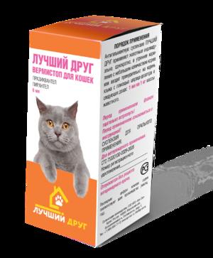 Можно ли давать кошкам Пирантел?