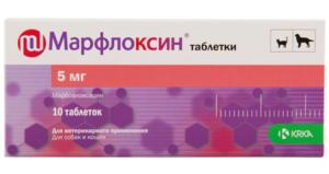 Марфлоксин - антибактериальный препарат широкого спектра действия