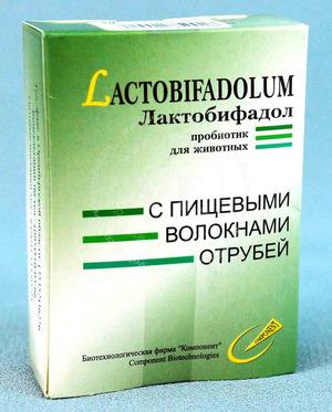 Описание препарата Лактобифадол